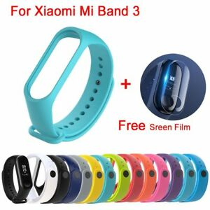 Silicone-Bracelet-Wrist-Strap-Replacement-Wristband-Smart-Band-for-Mi-Band-3-HQ