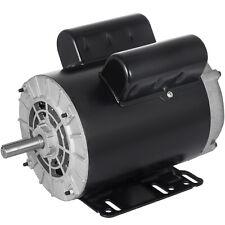 New 3 Hp 3450 Rpm Air Compressor 60 Hz Electric Motor 115 230 Volts Cm03256