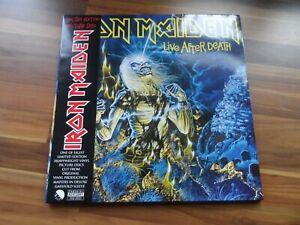 Iron-Maiden-Life-after-death-2013-picture-disc-vinyl-2-LP-Gatefold