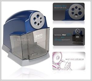 Extra-large Electric Pencil Sharpener Office School Supply Smart Teacher Student