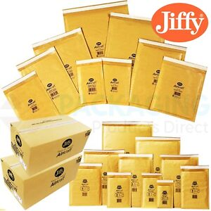 ENVELOPES FREE 24H COURIER 500 JL7 GENUINE JIFFY BAGS