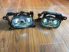 Pair Fog Driving Lamp Light Lighting Lamps For MITSUBISHI Outlander 2003-2006