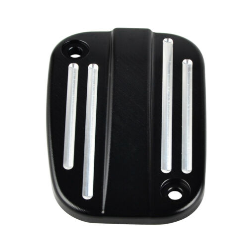CNC Brake Cylinder Cover Cap for Harley CVO Softail Deluxe FLSTNSE,Breakout FXSB