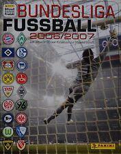 Panini Bundesliga 2006/07 * LEERALBUM * BL 06/07 *EMPTY ALBUM*