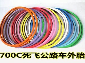 700x23C-25C-Bike-Tyres-Fixie-FixedGear-Road-Bicycle-Outer-Tires