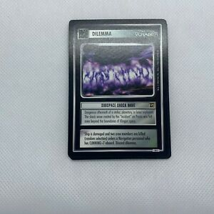Star-Trek-CCG-The-Motion-Pictures-incomplete-with-rares-Condition-is-New