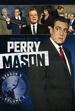 Perry Mason: Season 5, Vol. 2 [4 Discs] DVD Region 1