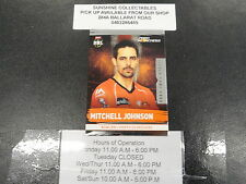 2016/17 CRICKET TAP N PLAY SILVER GAME CARD NO.155 MITCHELL JOHNSON
