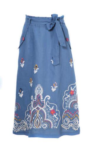 motif florale 71533 Ivko brodée ceinture avec à Ceinture noire floral qcZznOEUE