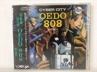 NEC PC Engine CYBER CITY OEDO 808 Japan JP GAME. New z2296