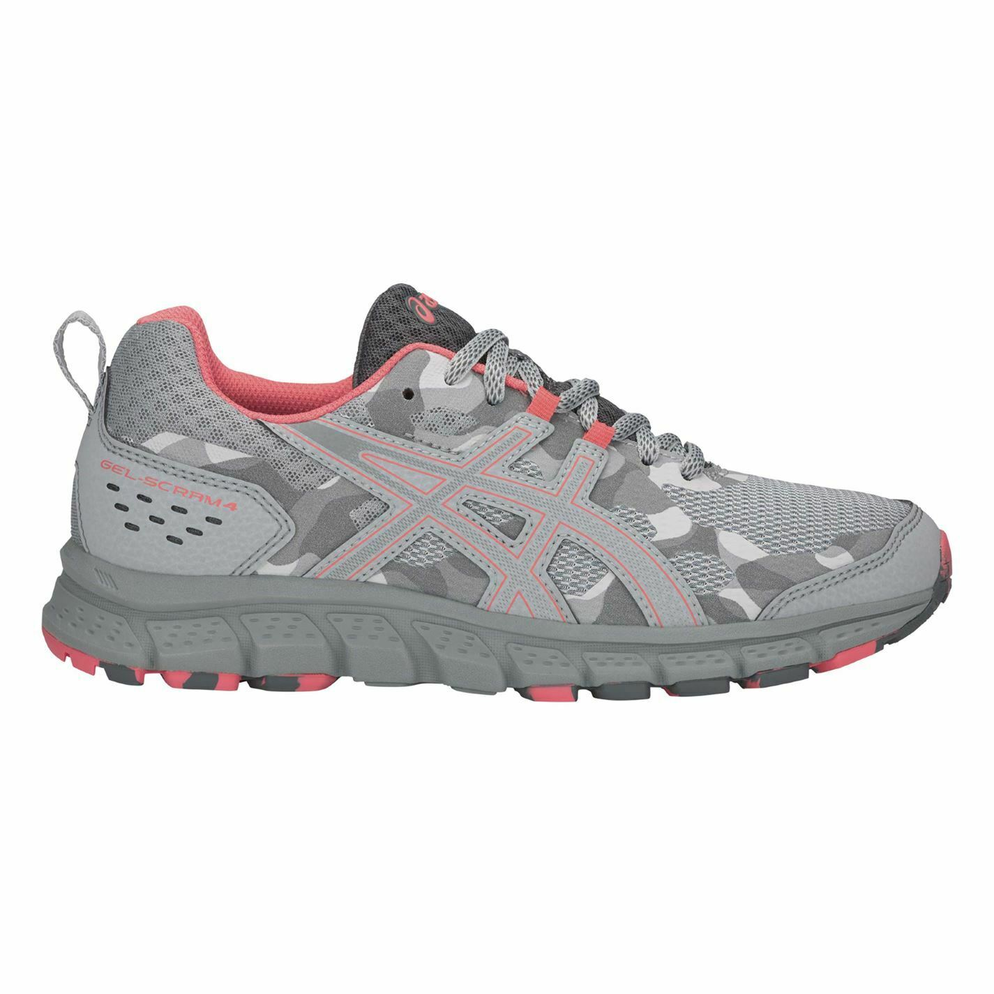 Asics Gel Scram 4 Trail Trail Trail Running shoes Ladies b9aa92