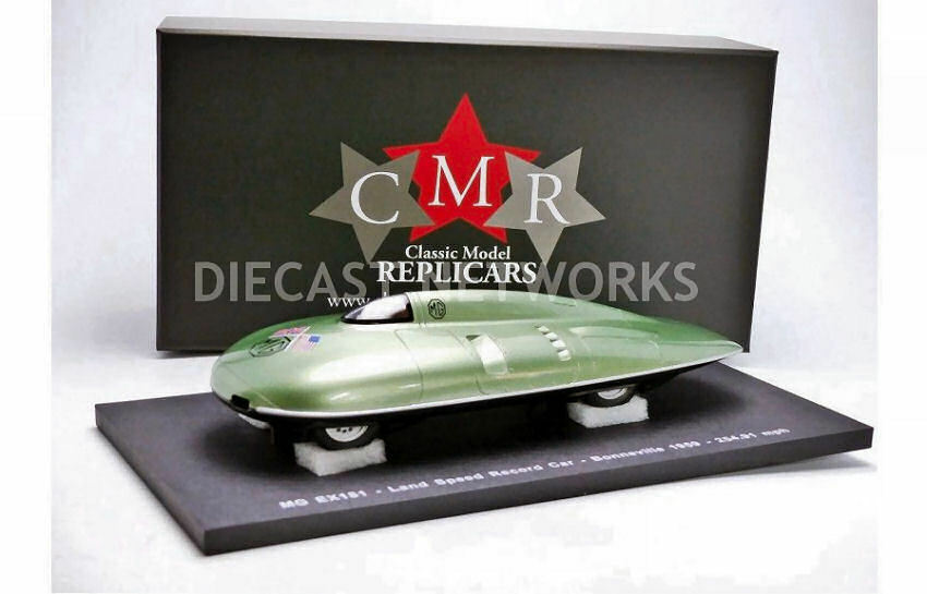 Mg Ex 181 Land Speed Record Car 1959 1:18 Model CMR