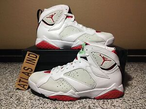separation shoes cfba6 42177 Image is loading AIR-JORDAN-7-RETRO-Hare-Bugs-Bunny-Nike-