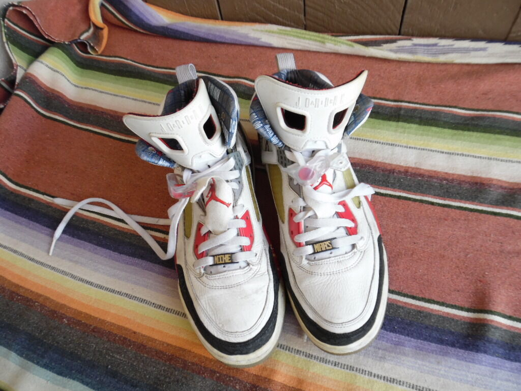 Men's Nike 2009 2009 2009 315371-165 Retro Air Jordan III Brooklyn Basketball chaussures 12 9f2861
