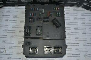 Caja-Fucible-Rele-BSI-Peugeot-206-Citroen-9646777380-S118085210E