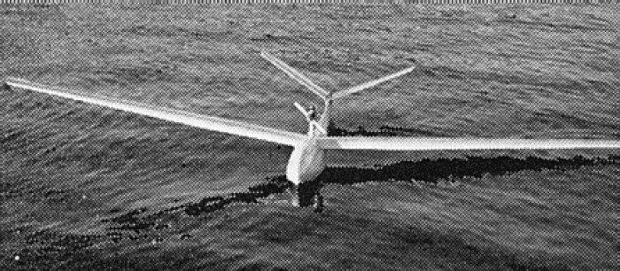 Bauplan Seefalke T-16R Modellbau Modellbauplan