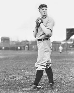 1906-New-York-Giants-CHRISTY-MATHEWSON-Glossy-8x10-Photo-Vintage-Baseball-Print