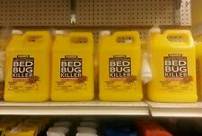 4 gallons of Harris BED BUG KILLER  KILL EM DEAD For bed bugs and lice