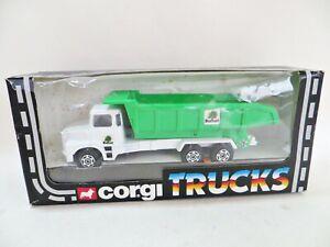 CORGI TRUCKS 1152 'SCANIA TIPPER TRUCK, BARRATT' 1:64/1:76? 14.5cm MIB/BOXED
