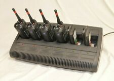 Motorola Xpr6550 Uhf Digital Dmr Mototrbo Set Of 4 Radios 403 470 Good Wpln4211a