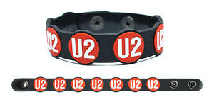 U2-Rubber-Bracelet-Wristband-Songs-of-Innocence-All-That-You-Can-039-t-Leave-Behind