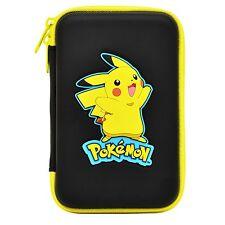 HORI Pikachu Hard Pouch Case for New Nintendo 3DS XL, 3DS XL, 3DS, DSi, DSi XL