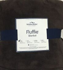 New Ultra Soft Super Plush Twin Size Berkshire Fluffy Blanket Extra Large