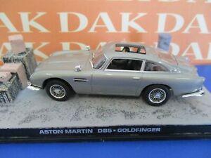 Die Cast 1 43 Modellino Auto 007 James Bond Aston Martin Db5 Goldfinger Tetto A Ebay