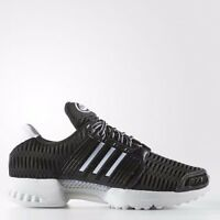 Adidas Clima Cool 1 Mens Running Trainer Shoe Black White Uk Size 7.5 Rrp £95/-