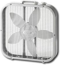 Lasko - Box Fan - White