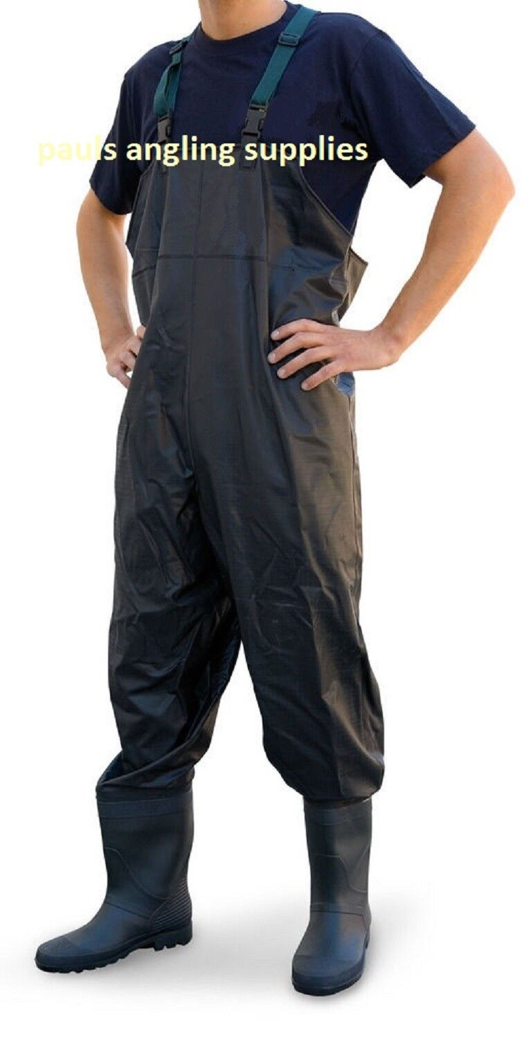 ASL PVC  Fly Game    Coarse Fishing Chest Waders All Sizes