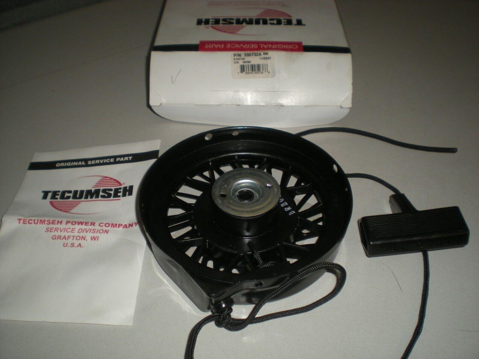 Tecumseh 590732A Retroceso-Nuevo Viejo Stock
