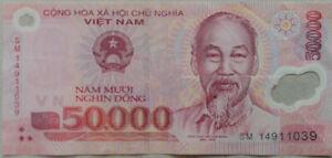 Vietnam 50000 Dong SM 14911039