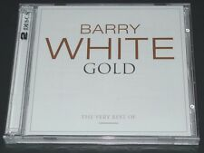 Barry White Gold The Very Best of 2 CD Australia F5686