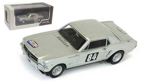 PremiumX Ford Mustang Tour de France Rally 1964 Greder Delalande 1 43 Scale