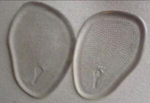 TITANIA Schuh Pads Gel - Einlagen (Inhalt:1 Paar) NEU