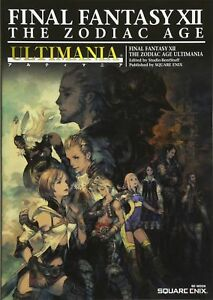 Final-Fantasy-XII-The-Zodiac-Age-Ultimania-Japan-Game-Guide-Book