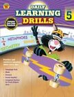 Daily Learning Drills, Grade 5 by Brighter Child (Paperback / softback, 2014)