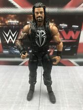 WWE Roman Reigns Flextreme déformable figures Wrestling AEW NXT neuf RARE