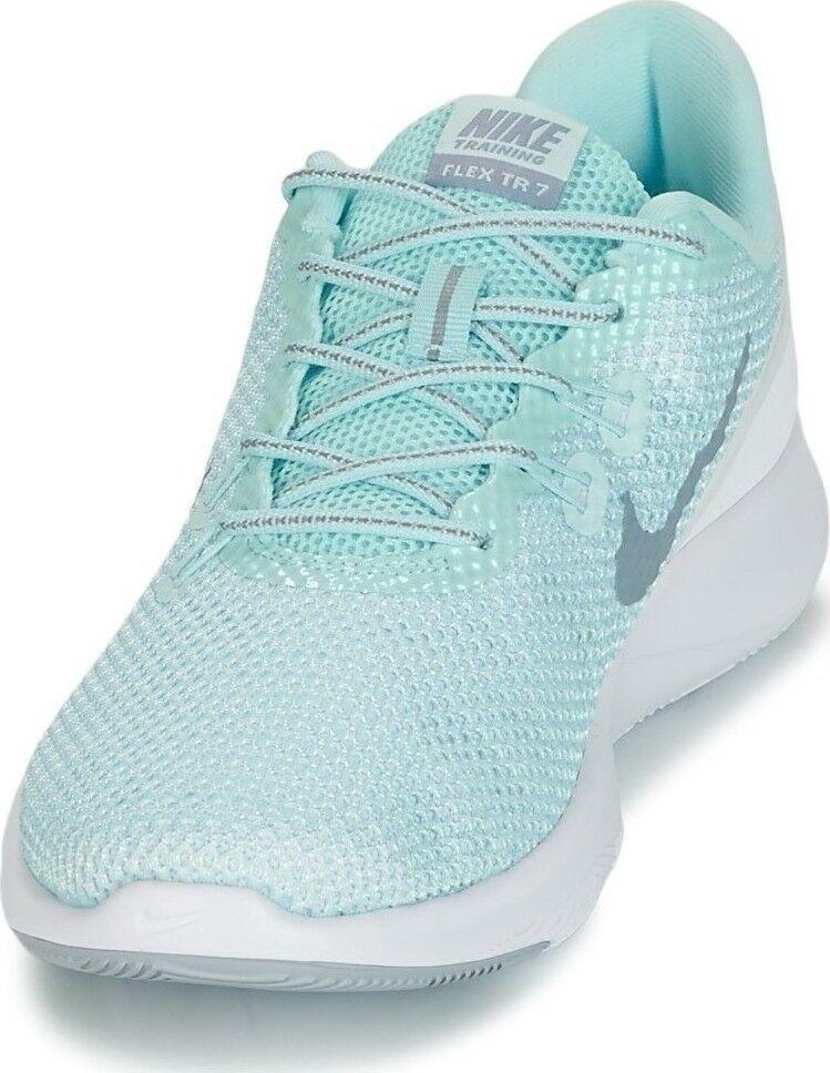 Sports Shoes HP Shop Nike blue Flex Trainer 7 HP Shoes 921705-400 Textile OYFDDOX 1b95c7