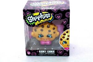Shopkins-by-Funko-Vinyl-Collectible-Figure-Kooky-Cookie-Toy-Brand-New-sealed