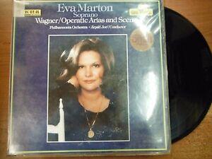 33 RPM Vinyl Eva Marton Soprano Operatic Arias Sefel Records SEFD5024 041015SM