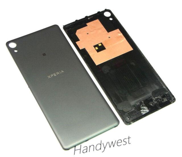 Original Sony Xperia Xa F3111 Couvercle Batterie Coque Arrière NFC Antenne Gris