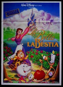 M145-Manifesto-2F-The-Bella-And-The-Beast-Animation-Disney-Beauty