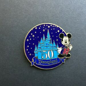 Walt-Disney-Travel-Co-Disneyland-50-Mickey-Mouse-Disney-Pin-38608