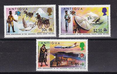 Antigua 355-57** Upu 1974 Aufdruck Overprint Flugzeug Post Taube Sparen Sie 50-70%