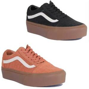 vans platform old skool damen