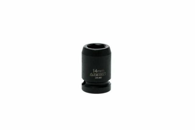 Teng Tools 920514-C 1.3cm Conducir - 6pt Normal Impacto Enchufe - 14mm ( Din)