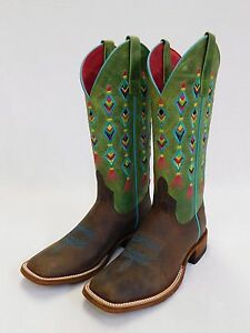 Women/'s Macie Bean Boots w//Mad Dog Kiwi Tops Style M9100