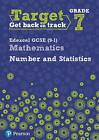 Target Grade 7 Edexcel GCSE (9-1) Mathematics Number and Statistics Workbook by Diane Oliver (Paperback, 2017)